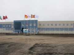 предприятие по убою свиней в Крамском районе Орловской области